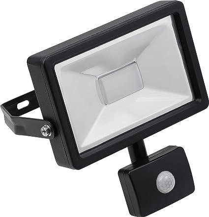Meister LED de exterior Foco – Fijo para instalación – Detector de movimiento – 10 M