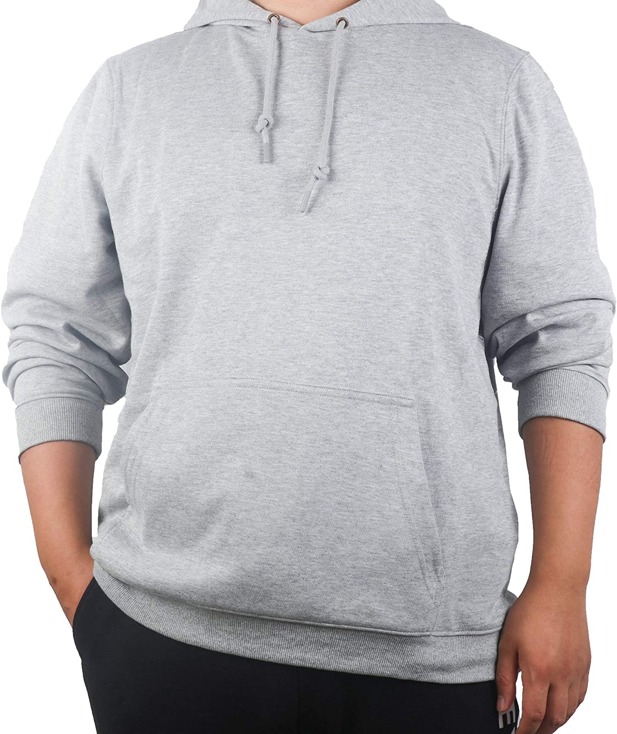 UrGarding EMF shielding pullover hoodie, Double layer of silver fabric for double radiation protection