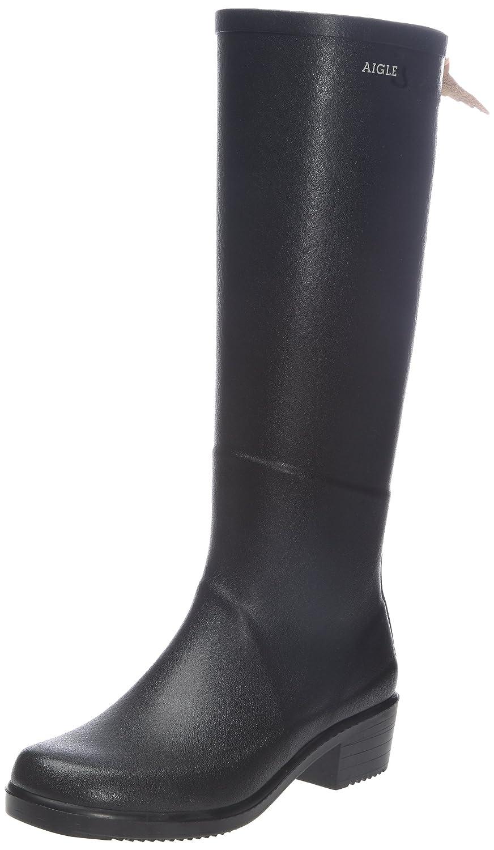 Aigle Womens Miss Juliette A Tall Rubber Boots