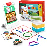 Osmo - Little Genius Starter Kit for iPad + Early Math Adventure - 6 Hands-On Learning Games - Ages 3-5 - Counting…