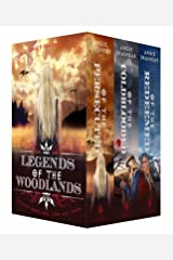 Legends of the Woodlands (A Fantasy Romance Trilogy) Kindle Edition
