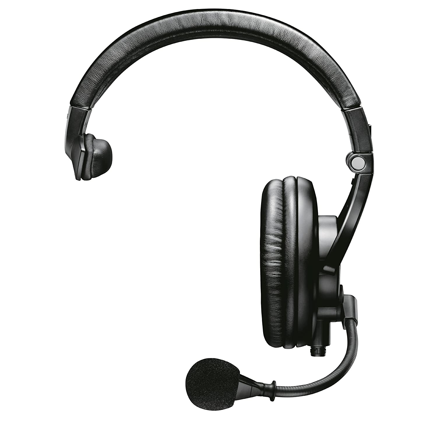Amazon.com: Shure BRH441M Single-Sided Broadcast Headset: Musical Instruments