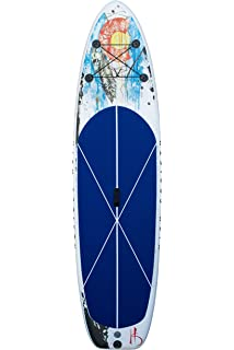 High Society Flag Ship Inflatable Standup Paddle Board Package