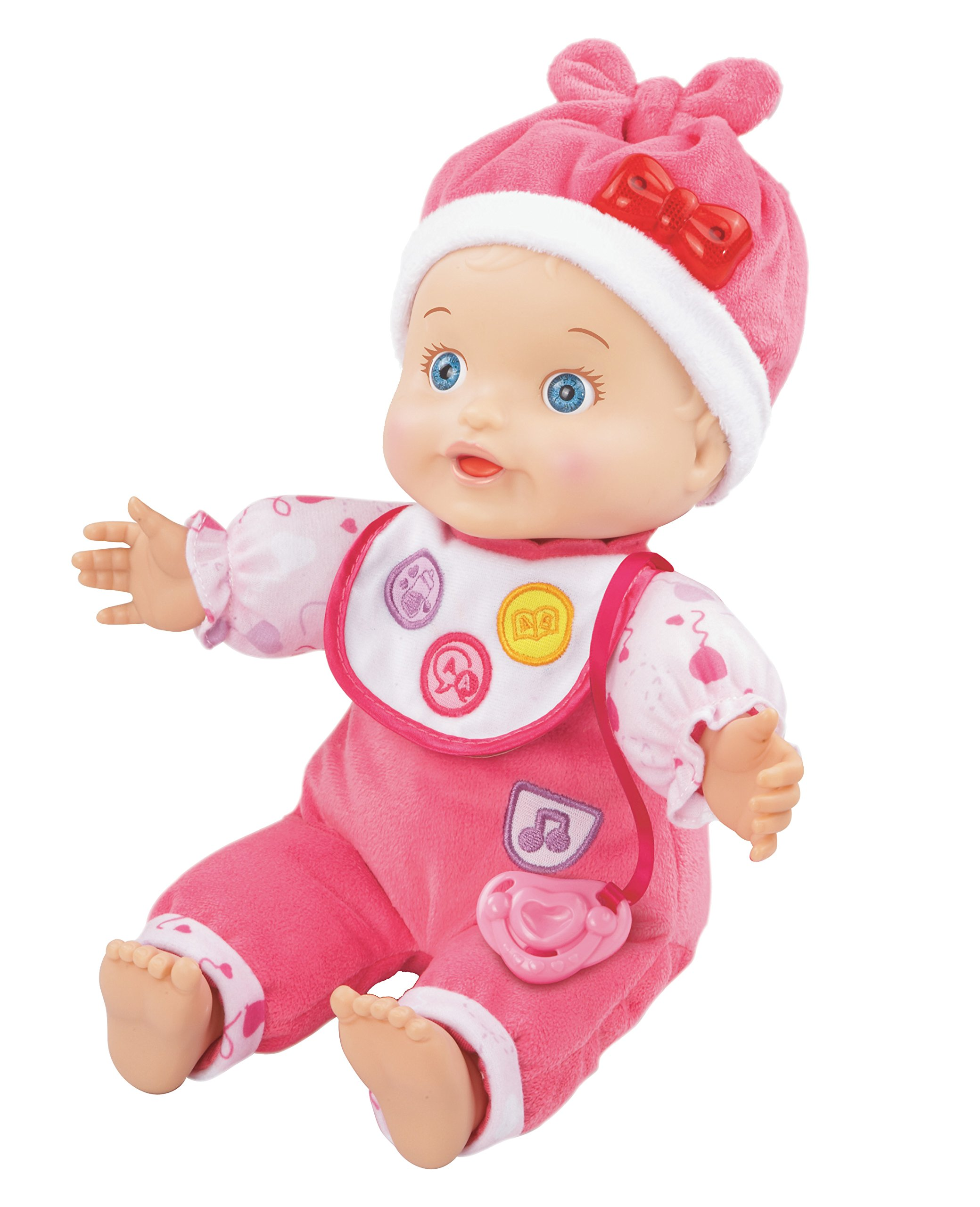 VTech Baby Amaze Learn to Talk and Read Baby Doll by VTech (Image #5)
