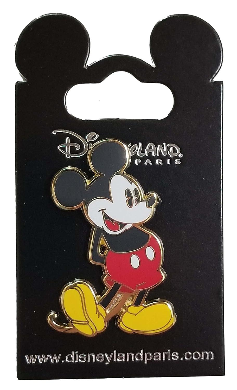 Disneyland Paris Pin - Classic Mickey Mouse