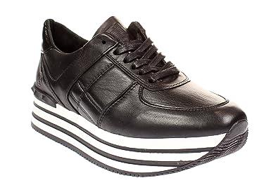 Post Xchange CARLY 75 2220-black Damen Schuhe Sneaker