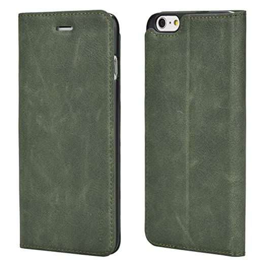 7 opinioni per Custodia iPhone 6S Plus, Cover iPhone 6S Plus, Mulbess [Portafoglio Protettiva]