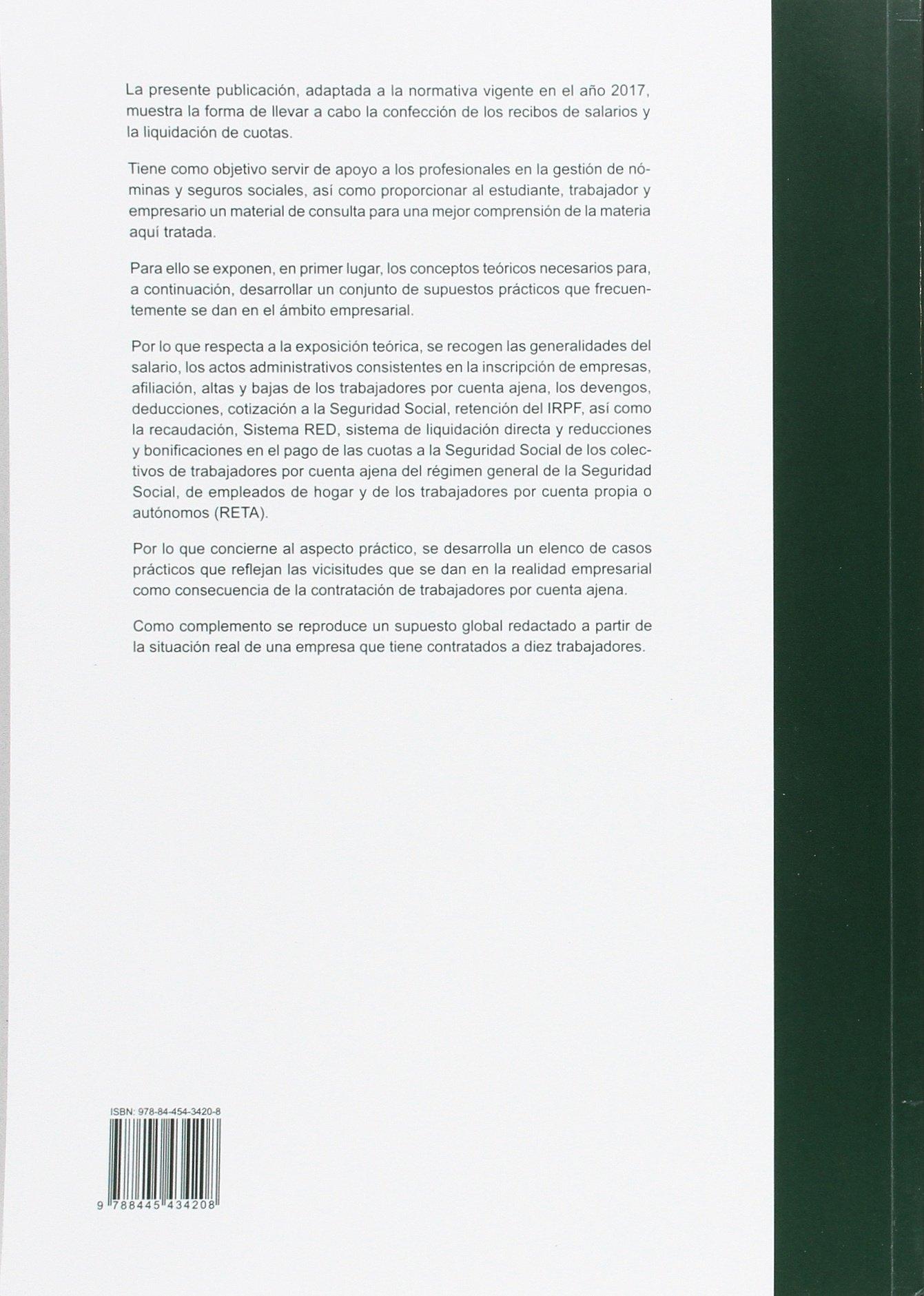 PRÁCTICAS DE SALARIOS Y COTIZACIONES: Amazon.es: ISABEL LOPEZ Y LOPEZ: Libros