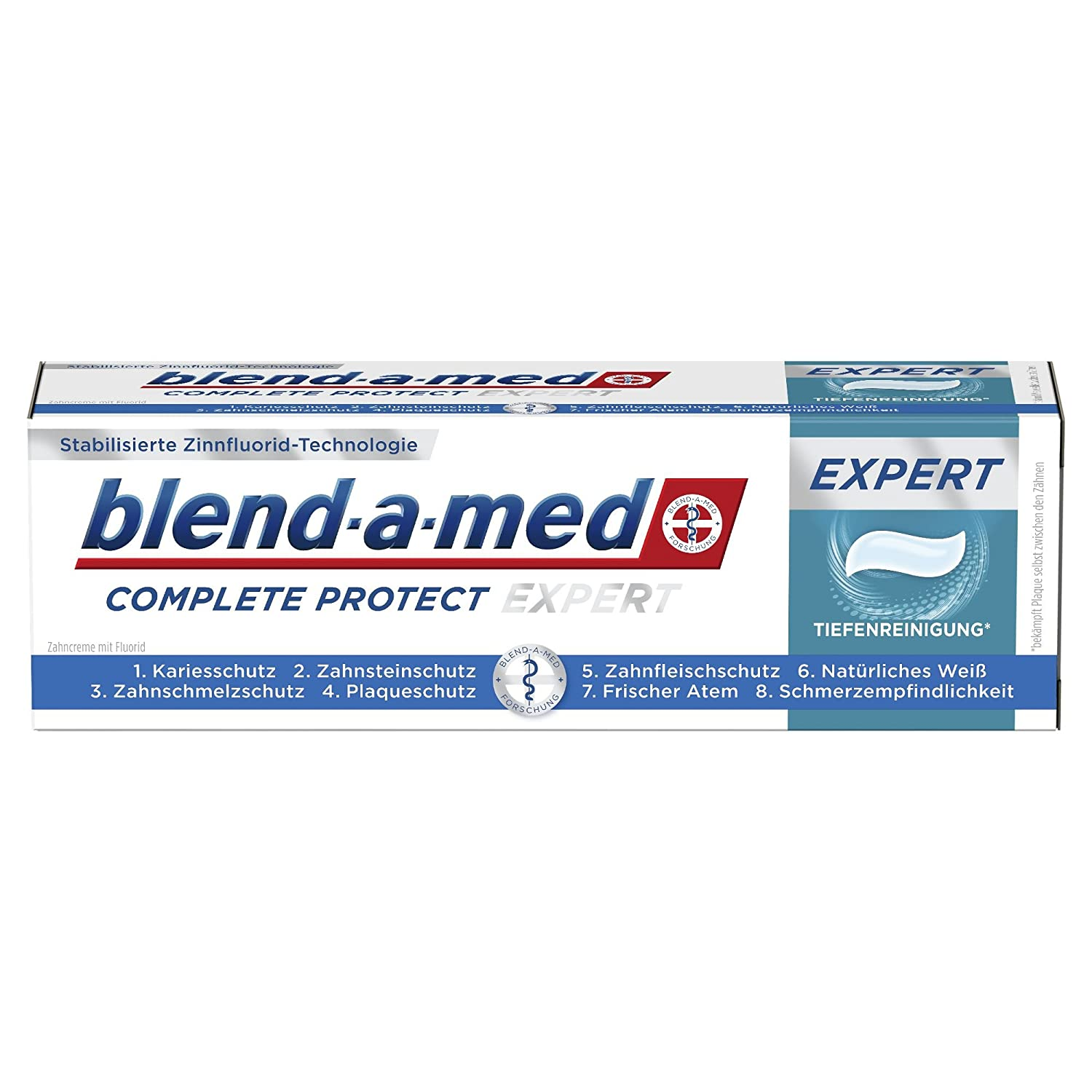 Amazon.de: Blend-a-med Complete Protect Expert Tiefenreinigung ...