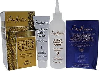 product image for Shea Moisture Nourishing Hair Color Kit, Dark Blonde