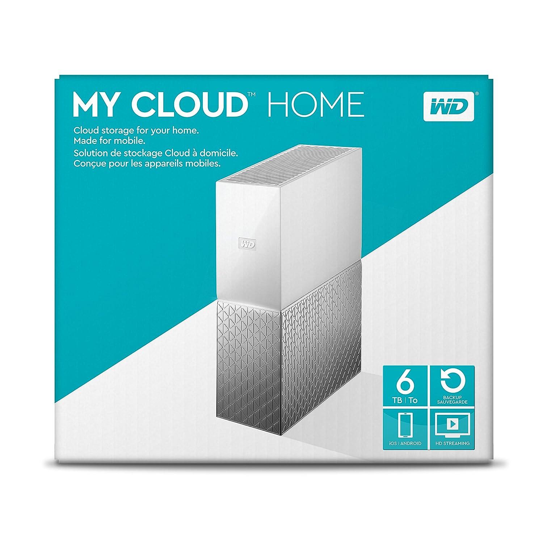 Amazon.com  WD 6TB My Cloud Home Personal Cloud Storage -  WDBVXC0060HWT-NESN  Computers   Accessories 1f1b176ed5bd