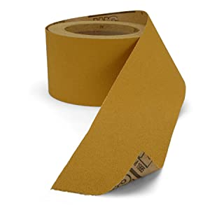3M Stikit Self-Adhesive Abrasive, 600-Grit, 15-Yard Roll