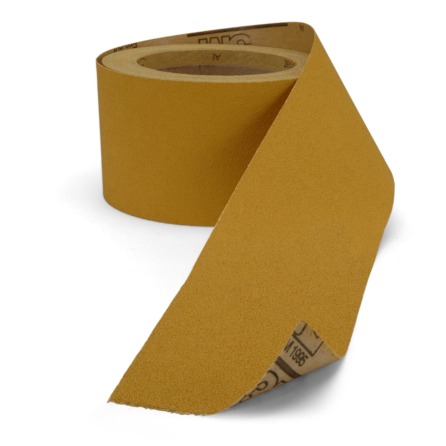 3M Stikit Self-Adhesive Abrasive, 80-Grit, 15-Yard Roll