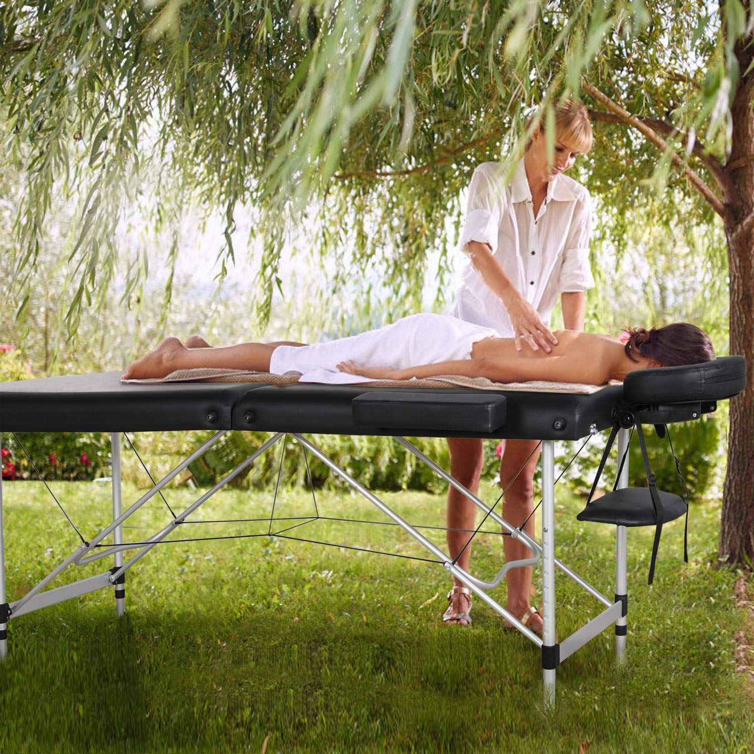 consumer reports massage tables