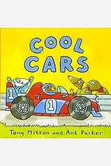 Amazing Machines: Cool Cars Paperback