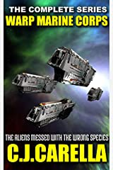Warp Marine Corps: The Complete Series Kindle Edition