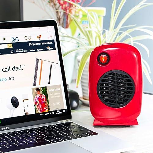 Personal Ceramic Portable-Mini Heater Review