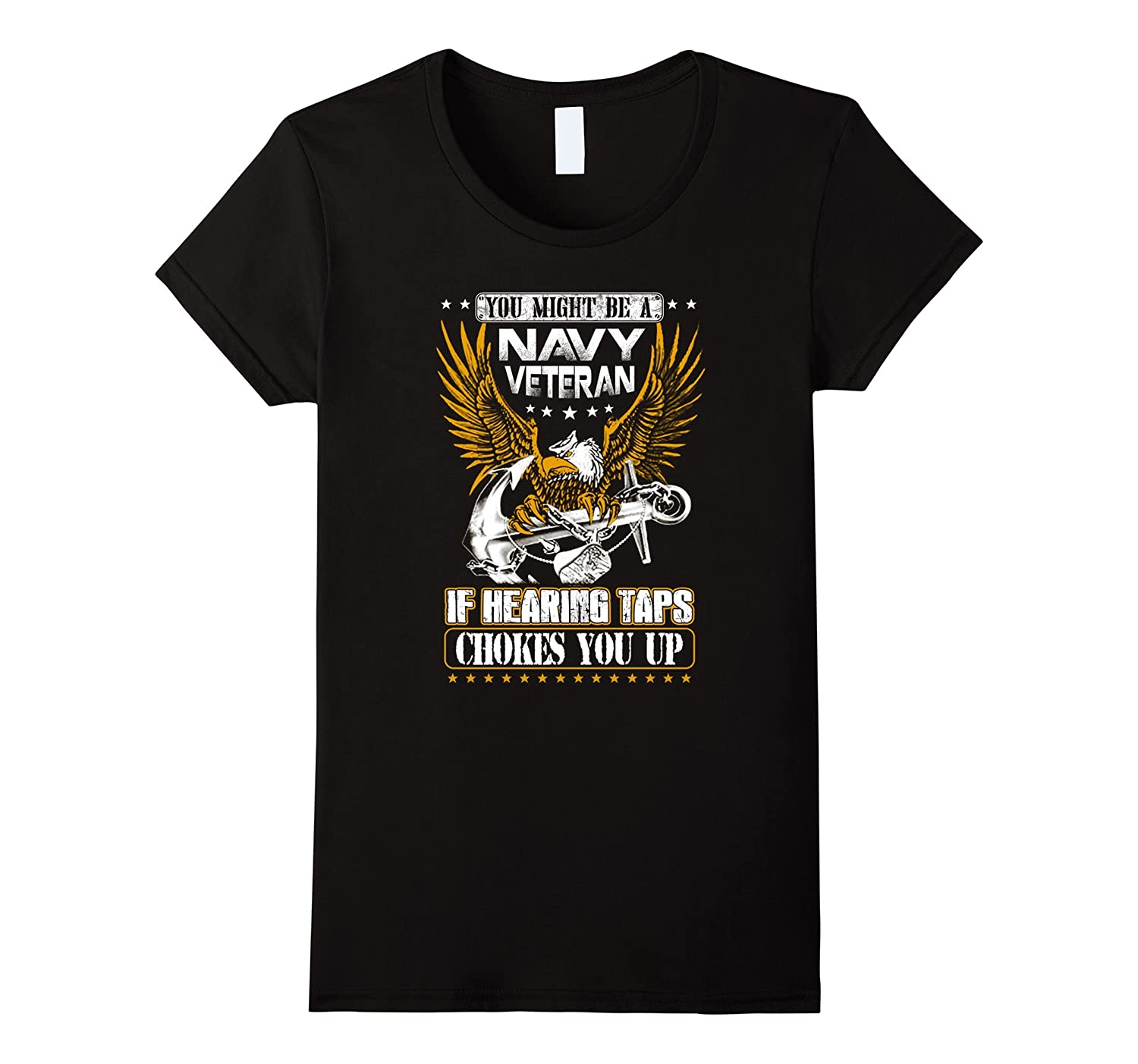 A NAVY VETERAN T-SHIRT
