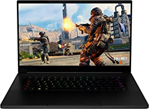 "Razer Blade 15: World's Smallest 15.6"" Gaming Laptop - 144Hz Full HD Thin Bezel - 8th Gen Intel Core i7-8750H 6 Core - NVIDIA GeForce GTX 1070 Max-Q - 16GB RAM - 256GB SSD - Windows 10 - CNC Aluminum"
