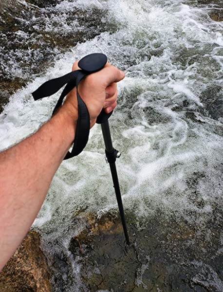 how to choose the best wading staff for fly fishing