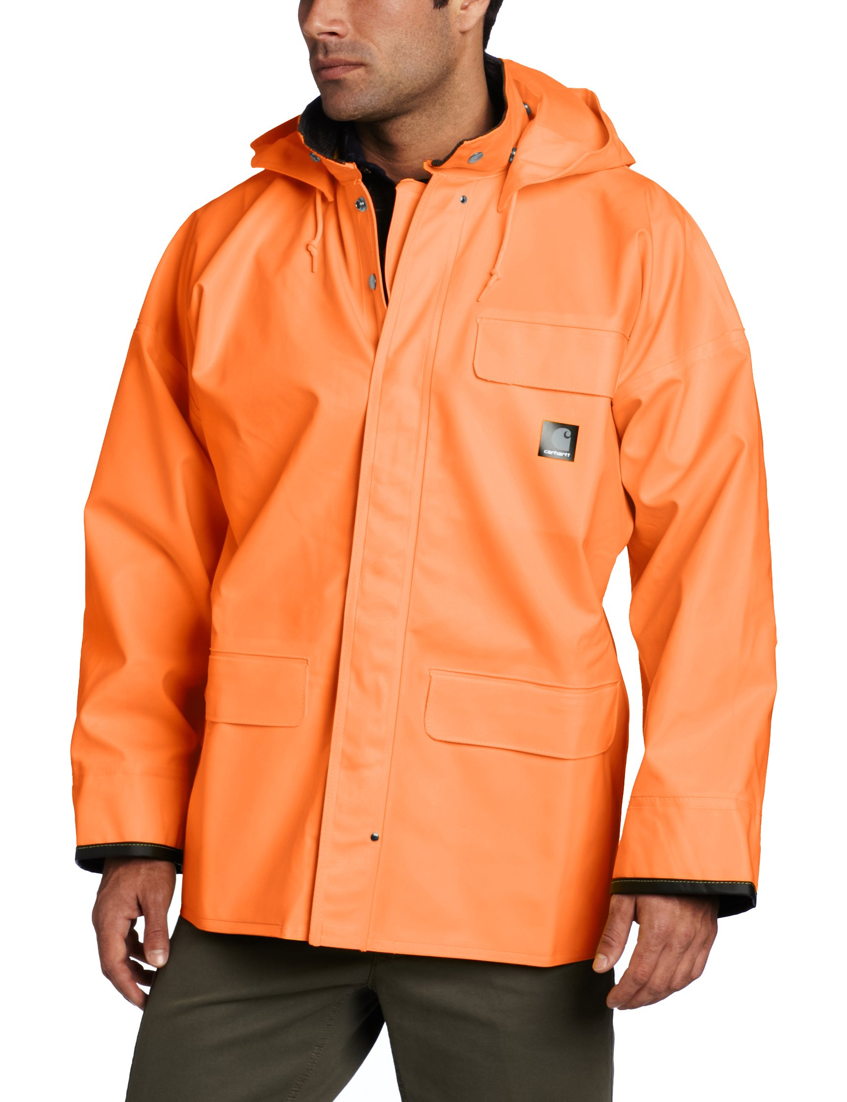 Carhartt Men's Surrey Coat,Orange,X-Large Regular
