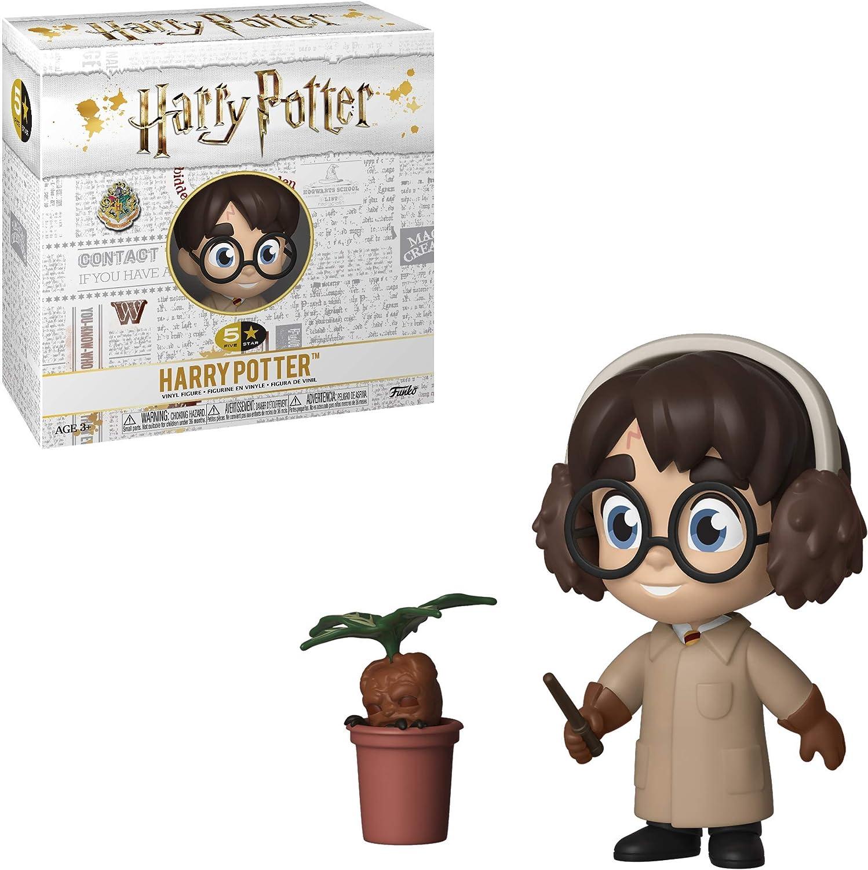 Funko - 5 Stars: Harry Potter - Harry Potter (Herbology) Figura, Multicolor (37264)