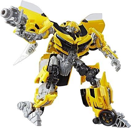 mini Transformers Bumblebee Hasbro Roboter Figur Auto Actionsfigur Spielzeug Kin