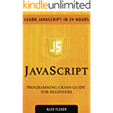 JavaScript: Crash Guide For Beginners - Learn JavaScript In 24 HOURS. (WEB DEVELOPMENT - JavaScript) (English Edition)