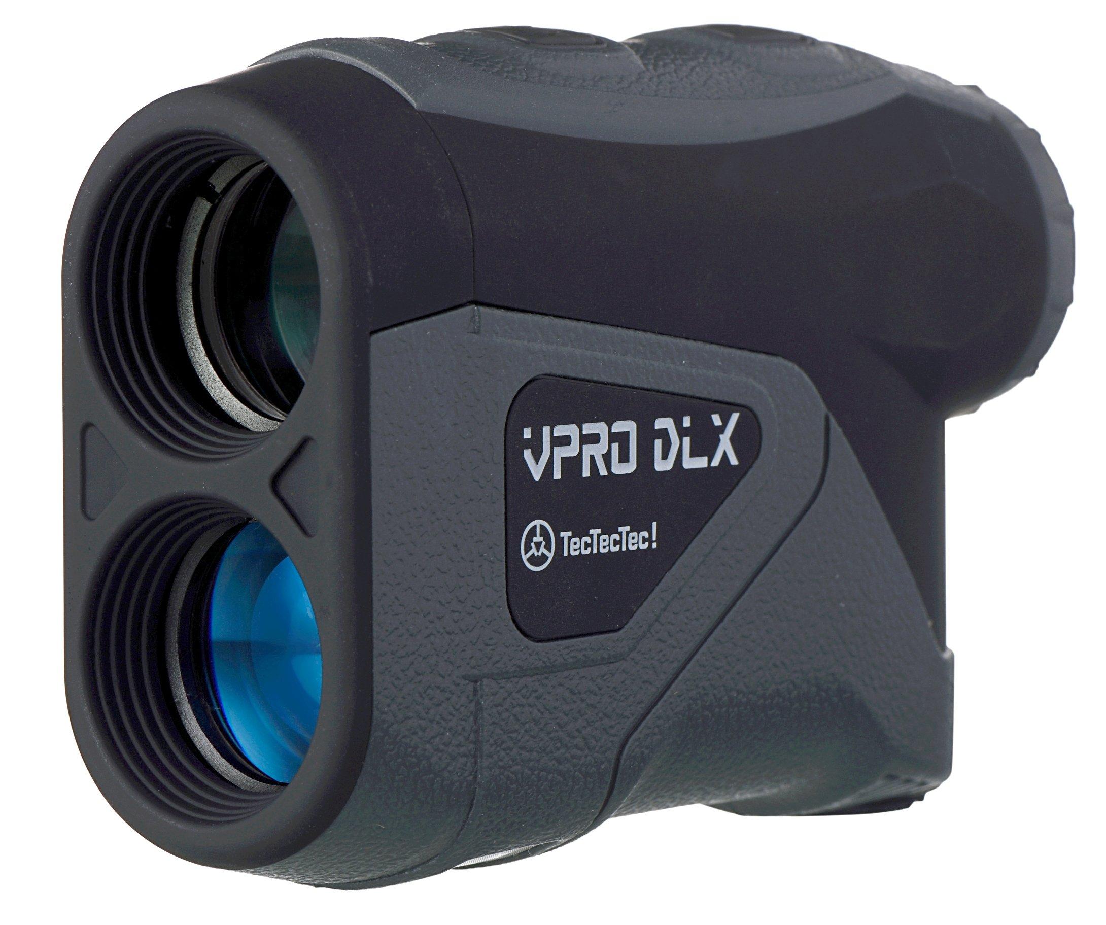 TecTecTec VPRO DLX Golf Rangefinder - Waterproof Laser Range Finder