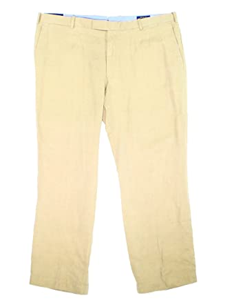 4224226cb6a82 Polo Ralph Lauren Men s Big   Tall Classic-Fit Chino Pants at Amazon ...