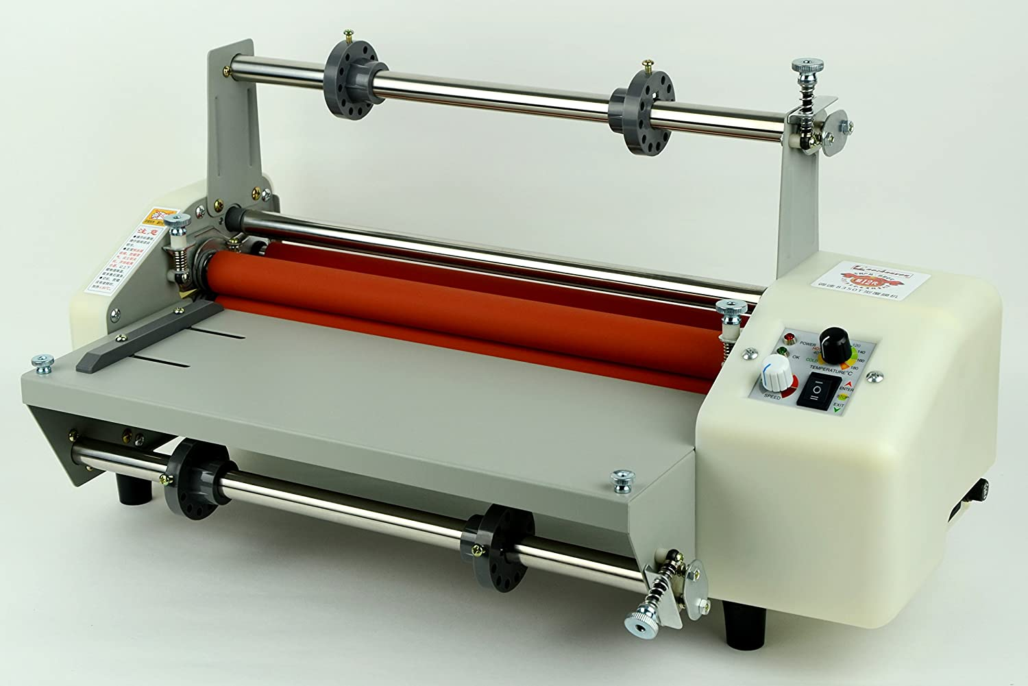 110V A3 Doubel Sides Hot Cold Laminating Thermal Laminator Fast Shipping