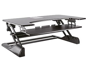 Roline Höhenverstellbarer Schreibtischaufsatz Tischerhöhung Mit