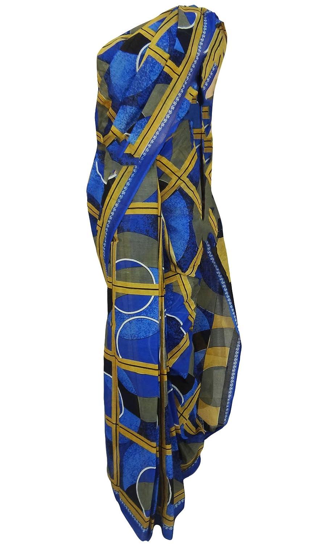 Neue Braut indische pakistanische Designer Saree Bollywood-Party Wear Sari Ethnische Wear
