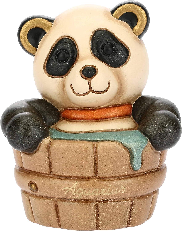 THUN - Panda Aquarius - Linea Oroscopo - Formato Piccolo - Ceramica...