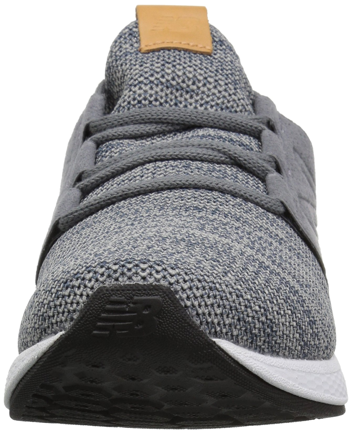 New Balance Men's Cruz V2 Fresh Foam Running Shoe, Gunmetal / Thunder, 7 D US by New Balance (Image #4)