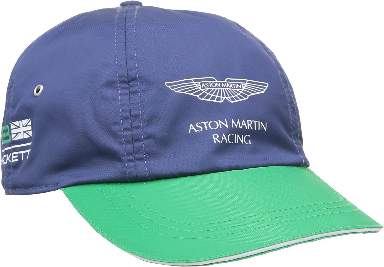 Hackett London Amr Hkt Baseball - Gorra para hombre Azul / Verde ...