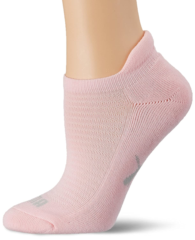 Puma Womens Sneaker Sock 2.5-5 Pink