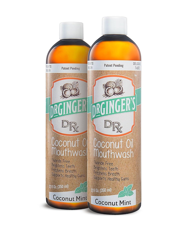 Dr. Ginger's Mouthwash Bundles (2 Pack)