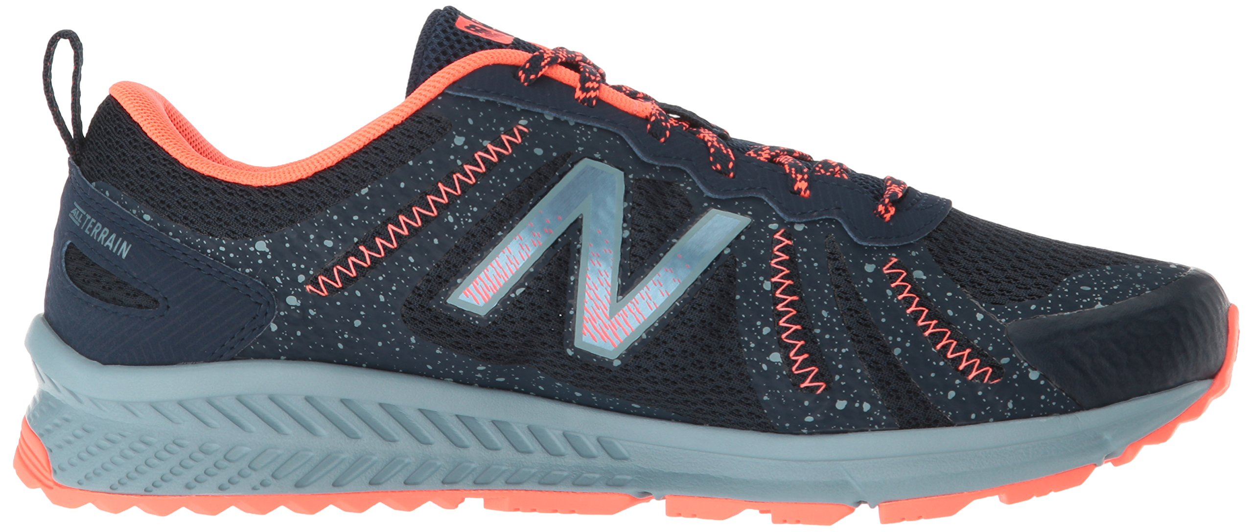 New Balance Women's 590v4 FuelCore Trail Running Shoe, Galaxy, 5.5 B US by New Balance (Image #6)