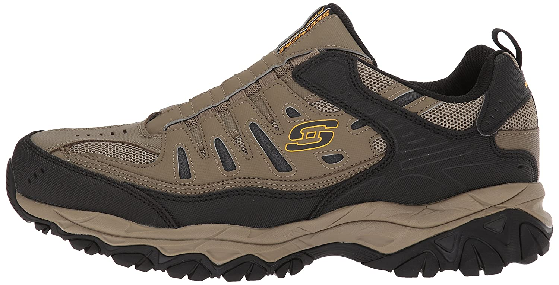 Skechers-Afterburn-Memory-Foam-M-fit-Men-039-s-Sport-After-Burn-Baskets-Chaussures miniature 79