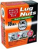 KYO-EI [ 協永産業 ] ラグナットスーパーコンパクト [ 個数:16個入 ] [ 袋タイプ 19HEX ] M12 x P1.5 P101-19-16P