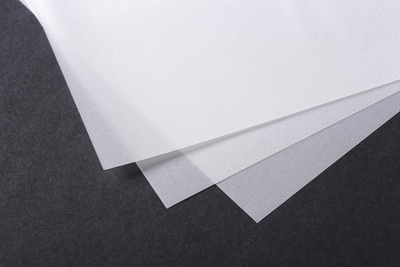 Clairefontaine 975145C Ries Transparentpapier (50 x 65 cm, 10 Blatt, 400 g, ideal für technische Zeichnen) transparent B06ZY6KN7V  | Ermäßigung