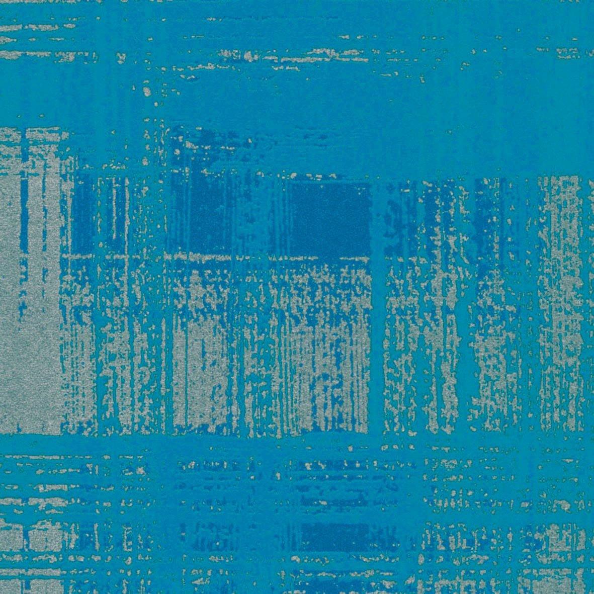 リリカラ 壁紙38m カジュアル チェック ブルー Modern LW-2750 B076139X3V 38m|ブルー