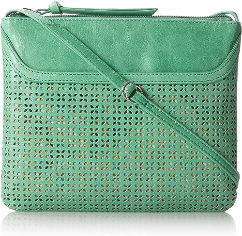 HOBO Vintage Perforated Liza Cross-Body Handbag