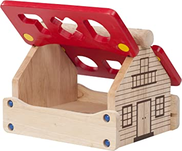 wonderworld toys casa bambole legno