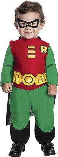 Teen Titans Robin Toddler Costume