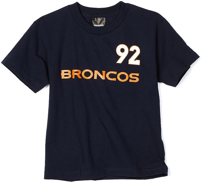 24ecc28e1 NFL Boys  Denver Broncos Elvis Dumervil 8-20 Name   Number Tee Shirt (