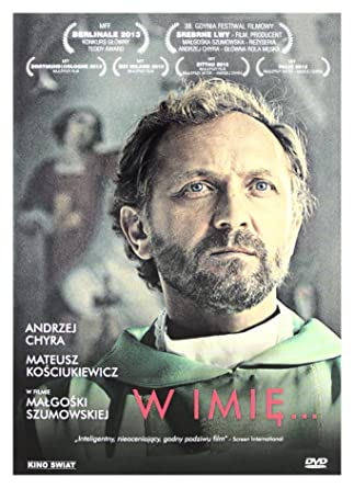 In The Name Of Dvd Region 2 English Subtitles Amazon Co Uk Andrzej