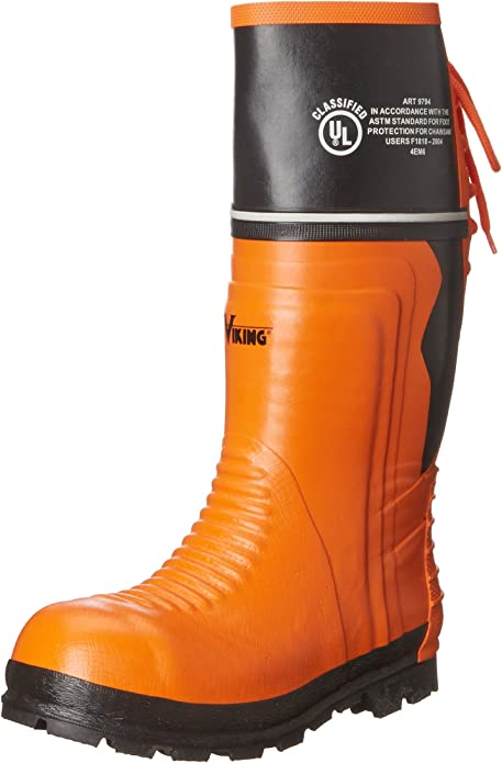 Viking Footwear Class 2 Chainsaw Boot Choose SZ//color