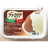 冷凍明治バニラ&チョコアイス(2リットル)